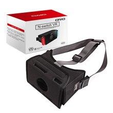 Для переключателя NAND VR на голову очки Фильмы Игры EVA 3D виртуальной реальности VR очки NS игровые консольные аксессуары