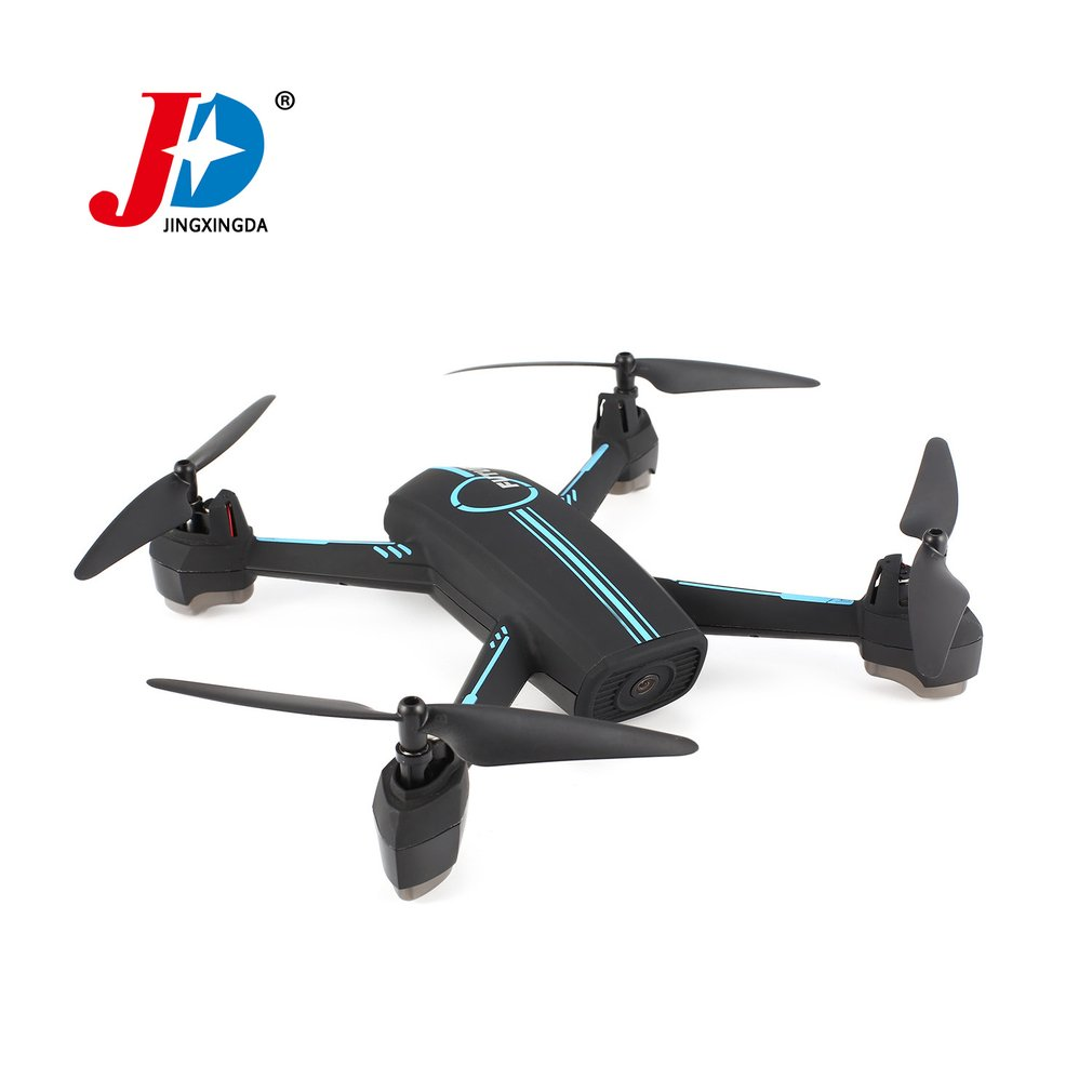 Upgraded Drone JXD 528 GPS Drone with 720P HD Camera Brushless motor WIFI FPV RC Quadrocopter Real Time Waypoint Flight Followme