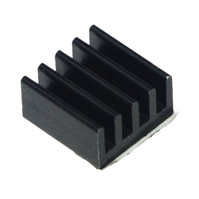 2pcs. Raspberry Pie 3 Heatsink Raspberry Pi 2 Loaded Single Dedicated Aluminum Heat Sink