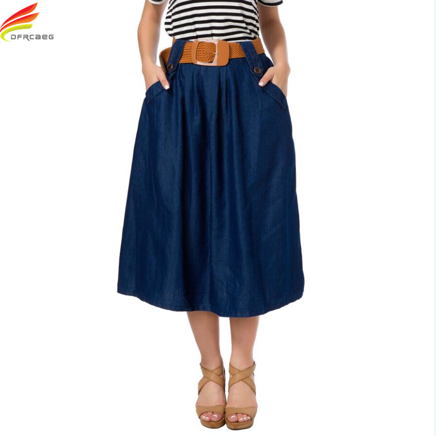 Find long denim skirts at ShopStyle. Shop the latest collection of long denim skirts from the most popular stores - all in one place.