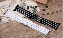 newest Ceramic Wristband for Apple Watch Band 38 42mm 40mm 44mm Bracelet band iwatch strap Series 5 4 3 2 1