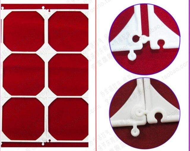 10tk Latex balloonvõrguga plastist 9 auguga õhupalli õhupallid - Pühad ja peod - Foto 4