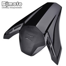 BJMOTO Motocross Z 900 Seat Cowl with Rubber Pad for Kawasaki Z900 2017 2020 Rear Tail Cover Moto Motorcycle Parts
