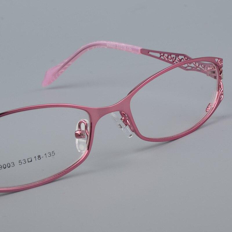 KESMALL 2018 Cut out Optical Glasses Frame Women Myopia Eyeglasses ...