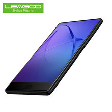 "Leagoo Kiicaa Mix Smartphone 5,5 ""Android 7,0 Full Screen 3 GB RAM 32 GB 13MP Octa Core Dual Rückseite Kameras Fingerabdruck-handys"