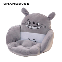 Lovely Cartoon Chair Cushion For Home Decor And Office Thicken Seat Pad Sofa Home Decorative Pillow