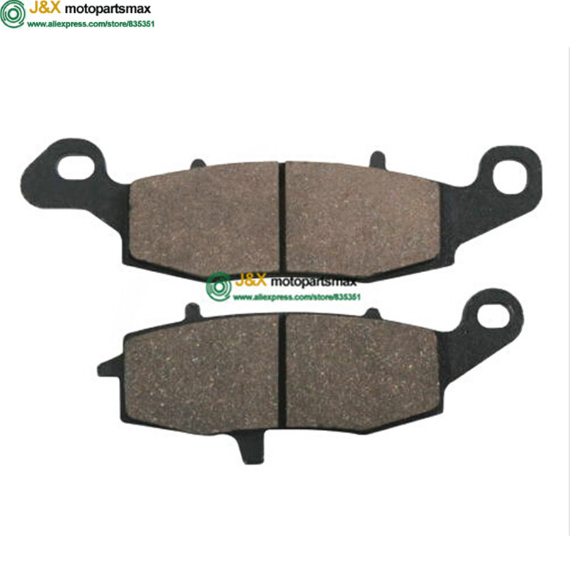 Free Shipping Front Rear Brake pads pad For KAWASAKI <font><b>VN1500</b></font> Normad Fi VN1600 Classi Tourer image