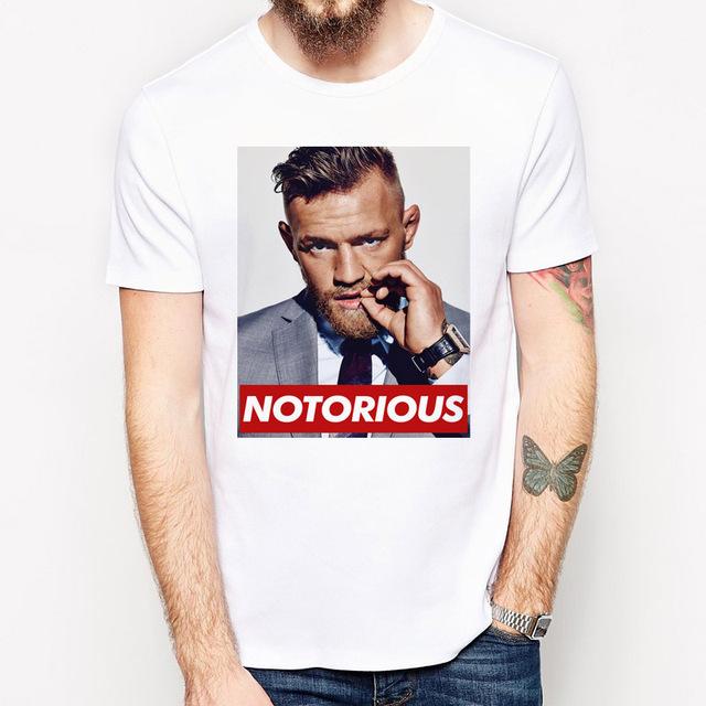 MMA T-Shirt Notorious