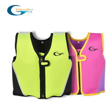 YON SUB Professional Children Life Jackets Kids Swimming Vest Inflatable Baby Learn Pool Buoyancy Safety