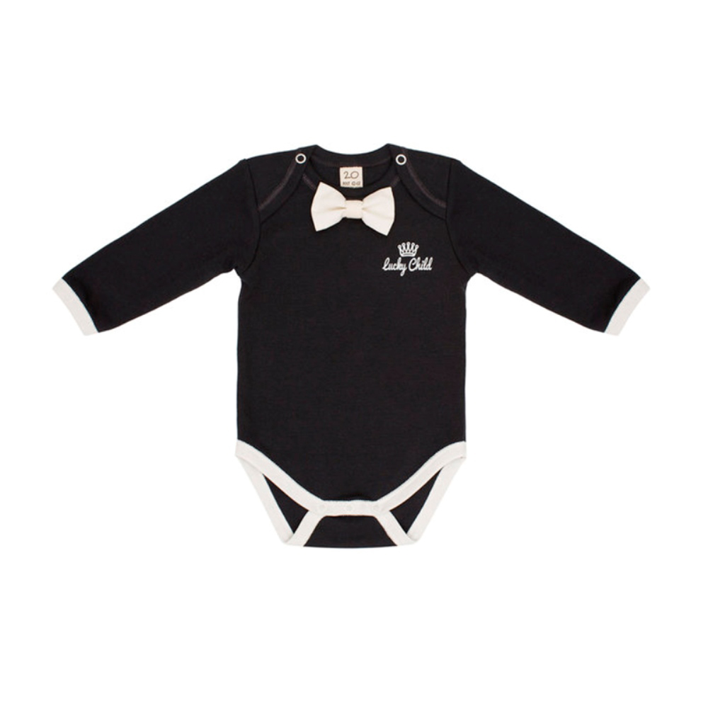 Bodysuits Lucky Child for boys 29-19M Chess Body Newborns Babies Baby Clothing Children clothes made in russia