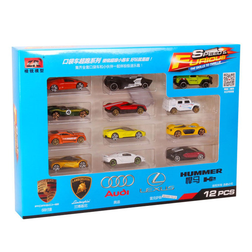 1 64 hot wheels fast and furious diecast alloy car models. Black Bedroom Furniture Sets. Home Design Ideas
