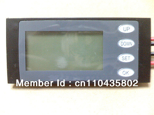 AC Multifunction Energy Metering power monitor meter module