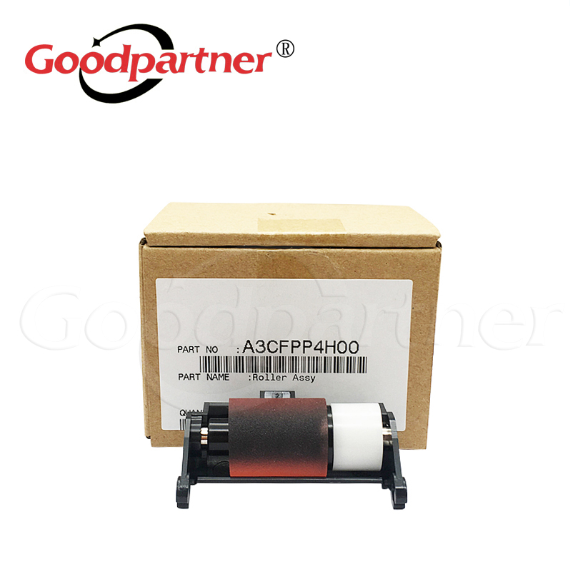 A3CFPP4H00 A3CF-PP4H-00 Doc Feeder ADF Separation Roller for Konica Minolta C224 C284 C287 C308 C364 C368 C454 C554 227 DF704 dc286 adf roller free shipping printer parts kit feeder skin for xerox phaser 7700 7750 7760 c4300 c4400 feeder pickup roller