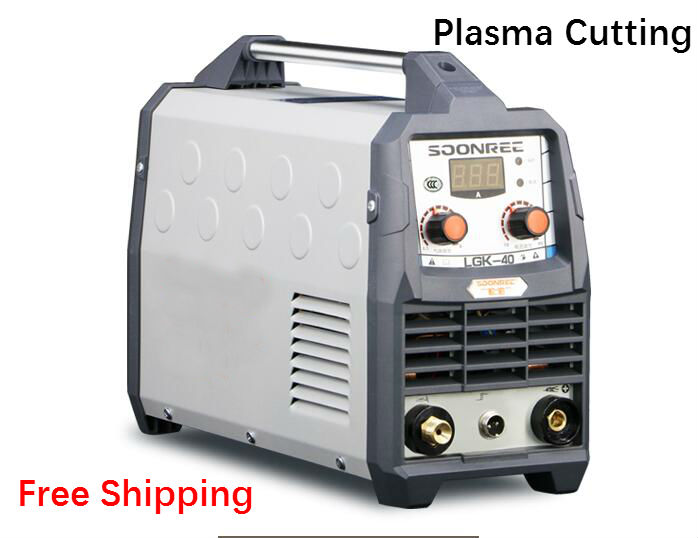 50 Amps plasma cutter, plasma cutting machine, welder companion, LGK40 LGK-40 CUT50 With PT31 With PT31 Free Welding Accessories цена