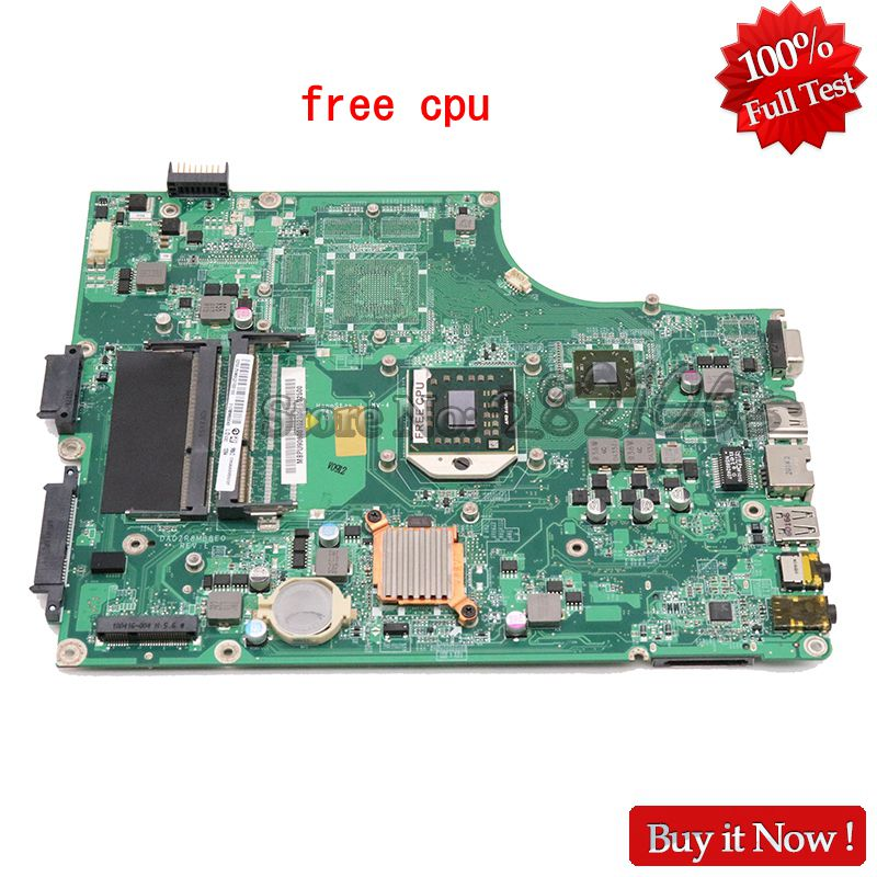 NOKOTION Socket Laptop Motherboard Aspire 5553G Acer DA0ZR8MB8E0 DDR3 for S1 Free-Cpu