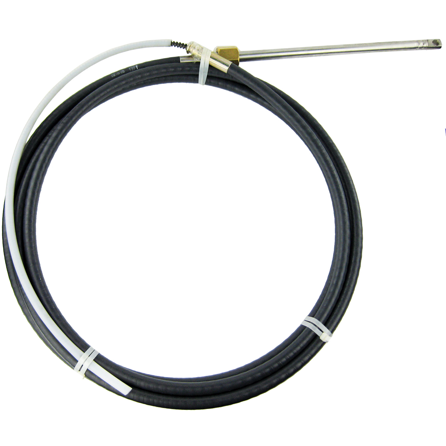 10ft Boat Outboard Mechanical Steering Cable Marine Engine