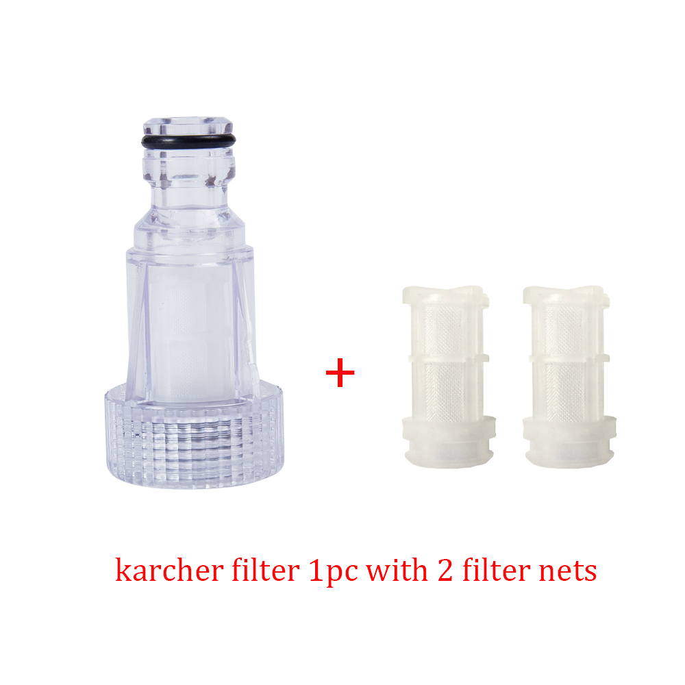 Car Washing Machine Water Filter High Pressure Connection Filters For Karcher K2-K7 Series Pressure Washers