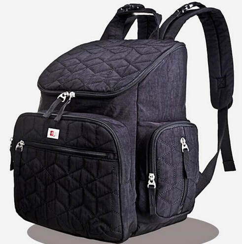 ФОТО Multifunctional Baby Diaper Backpack Bag Maternity Mother Bag Lager Capacity Baby Diaper Nappy Changing Bag Stroller Bag