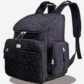 Multifunctional Baby Diaper Backpack Bag Maternity Mother Bag Lager Capacity Baby Diaper Nappy Changing Bag Stroller Bag