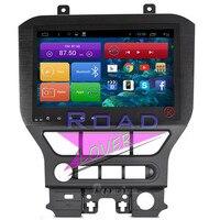 Roadlover Android 8,1 автомобильный dvd плеер радио для Ford Mustang 2015 Стерео gps навигация Восьмиядерный Авто магнитол Аудио двойной Din