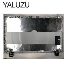YALUZU 90% новый для HP 350 G1 350 G2 355 G2 LCD задняя крышка 758057 001 серебристо серый чехол