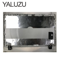 YALUZU New for HP 350 G1 350 G2 355 G2 LCD Back Cover Back Lid 758057 001 Silver Gray A Case
