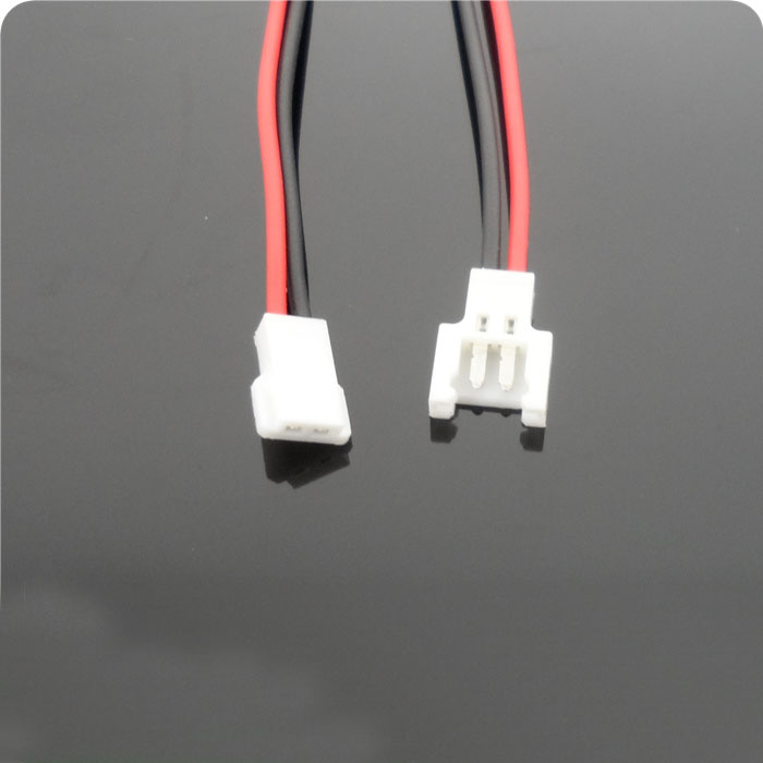 10Pairs 100mm Lipo Battery Plug <font><b>51005</b></font> Battery Cable 24AWG Male Female Batteries Adapter Connector for DIY RC Aircraft Models image