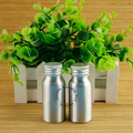 10pcs Promotion 30ml Empty Cosmetic Aluminum Bottle with Water 1OZ Metal Makeup Containers Liquid Refillable Travel Packaging