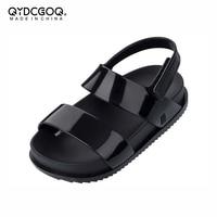 Mini Melissa Cosmic Sandal 2019 New Original Girl Jelly Sandals Boys Kids Sandals Children Beach Shoes Non slip Toddler Shoes