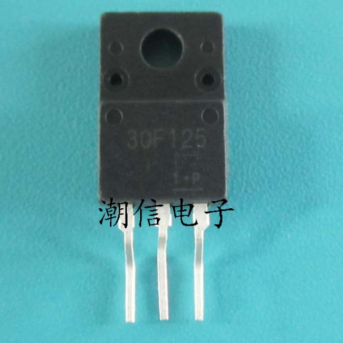 5pcs/lot GT30F125 30F125 TO-220F New Original