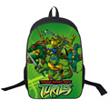 Anime Teenage Mutant Ninja Turtles Backpack For Teeange Boys Girls School Bags Children United Mutants School Backpacks kids Bag