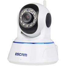 Owlcat qf002 Крытый сети HD WI-FI IP Камера Беспроводной инфракрасный 720 P Поддержка ИК-смартфон H.264 Pan/ наклон max 32 г TF карты