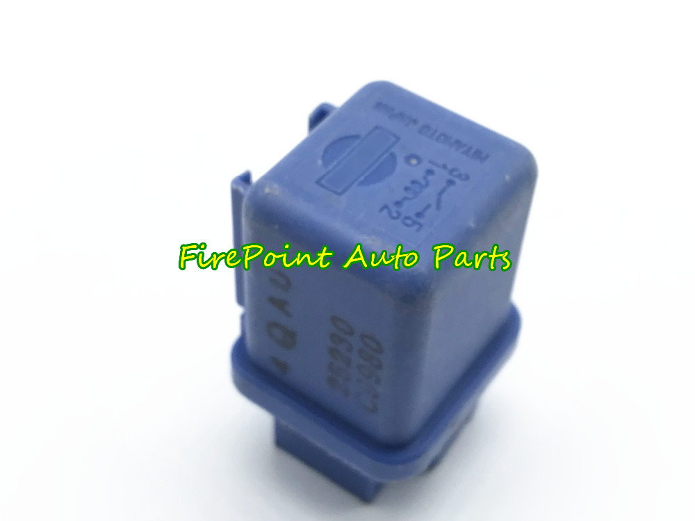 2PCS Blue Electric Relay 25230-C9980 for Nissan Maxima Sentra For Infiniti 25230C9980
