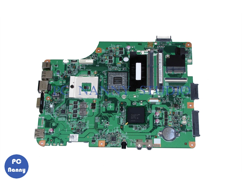 NOKOTION for Inspiron N5030 Series Working Laptop Motherboard 91400 091400 DDR3 No Video Card