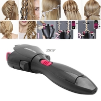 2017 Twist Braid Automatic Knitted Device DIY Hair Braiders Style Gadget For Women JUL27_50