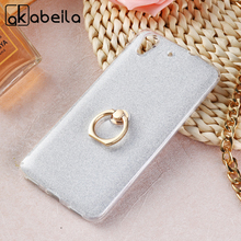 AKABEILA Phone Cover Case For Huawei Y6 II Honor Holly3 CAM-L21 CAM-L32 CAM-L03 Honor5A Play CAM-L23 Case Glitter Silicone Cover
