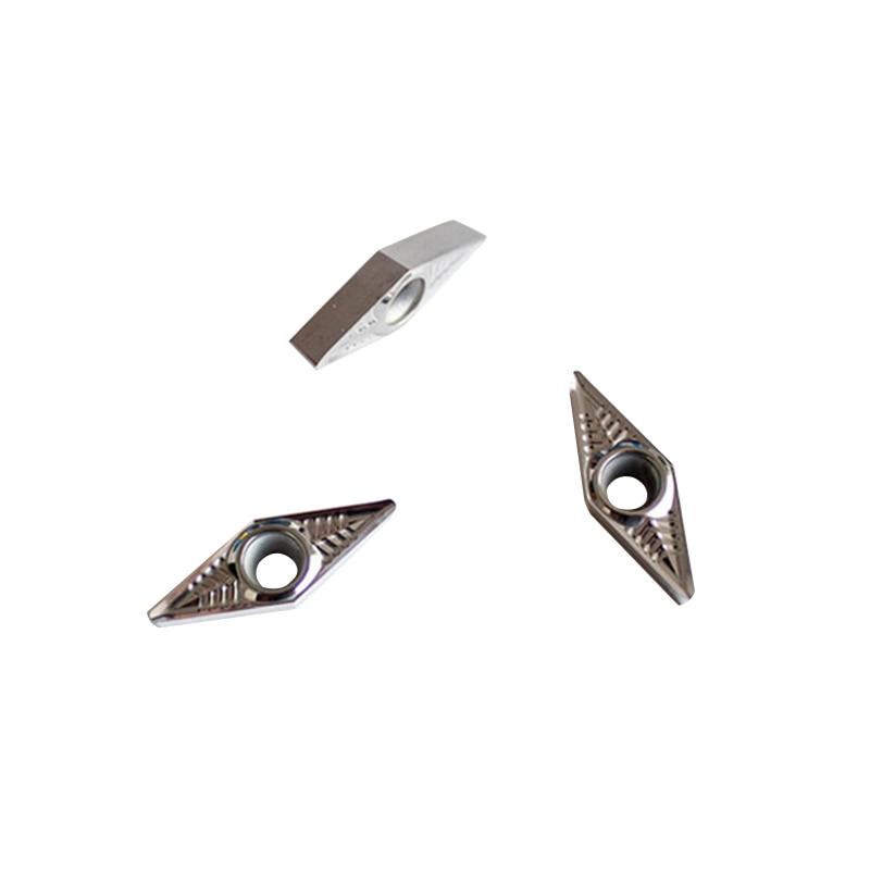 20 tk VCGT160408 AK H01 VCGT332 alumiiniumist lõiketera sisetükk - Tööpingid ja tarvikud - Foto 5