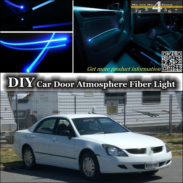 For Mitsubishi Magna interior Ambient Light Tuning Atmosphere Fiber Optic Band Lights Inside Door Panel illumination & Aliexpress.com : Buy For Mitsubishi Magna interior Ambient Light ...