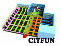 24*22 м цена завода батут парк с крытая спортивная площадка для продажи CIT-TP221b