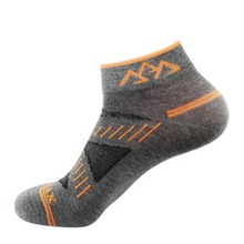 High Elasticity Breathable Men Cycling Socks Breathable Sport Running Hiking Bike Bicycle Ankle Sock