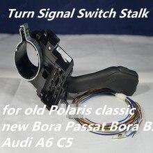 Polarlander for old P/olaris c/lassic/new B/ora/P/assat/B/ora B5/A/udi A6 C5 Turn Signal Switch Stalk Cruise Control 18G953513