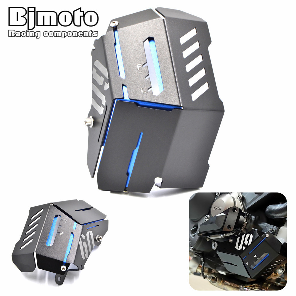 Bjmoto motocross Motorcycle 4colors Radiator Side Protective Cover Grill Guard For Yamaha MT09 FZ09 2014 2015 2016 2017 arashi motorcycle radiator grille protective cover grill guard protector for 2008 2009 2010 2011 honda cbr1000rr cbr 1000 rr