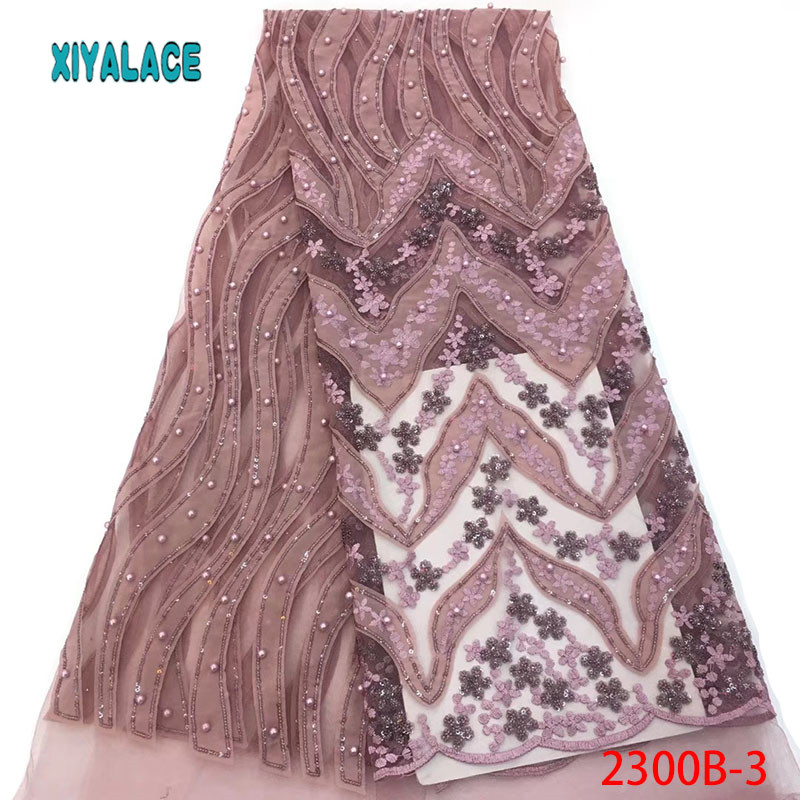 3d Tulle Lace Fabric Latest African Lace 2018 High Quality French Net Lace Fabric Embroidery For