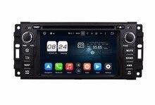 Octa Core 6.2″ Android 6.0 Car Audio DVD GPS for Chrysler Sebring Jeep 300C Cherokee Compass Wrangler Journey 2GB RAM 32GB ROM
