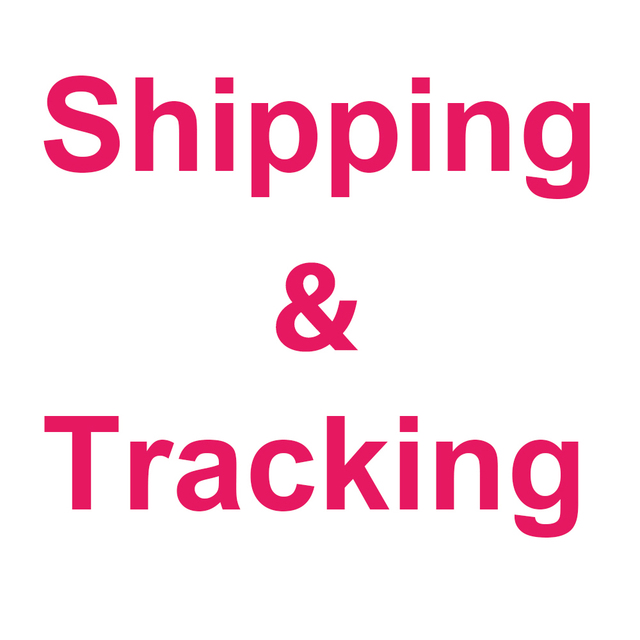 Shipping method & Tracking the package by holpe store