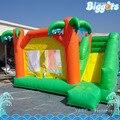 Джунгли Надувные Прыжки Замок Combo Игры для Детей