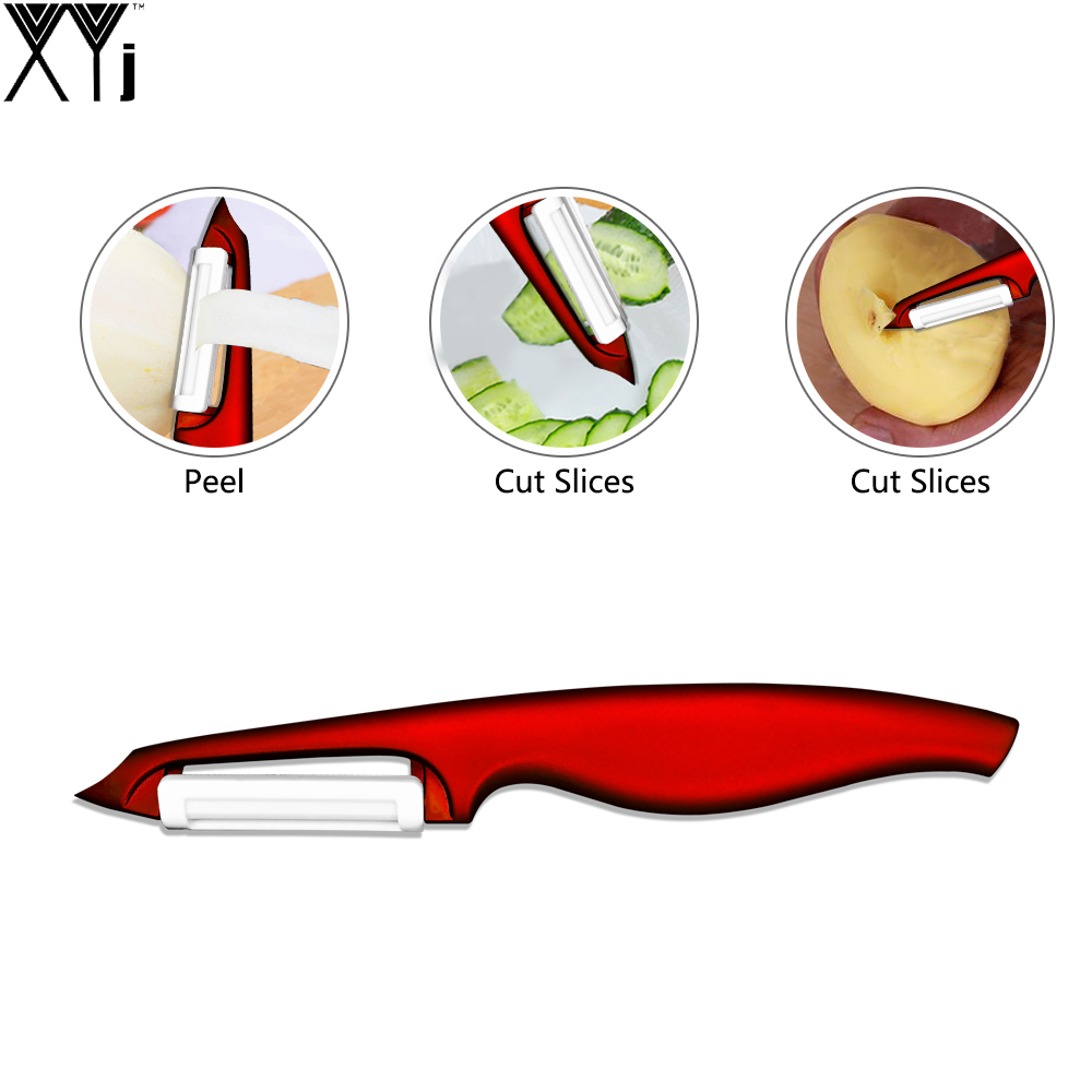 Xyj Brand Home Cooking Tools Unusual Christmas Gifts Eco Friendly Ceramic Knife Set 3 4 5 Kitchen Abs Tpr Handle Ler In Sets From