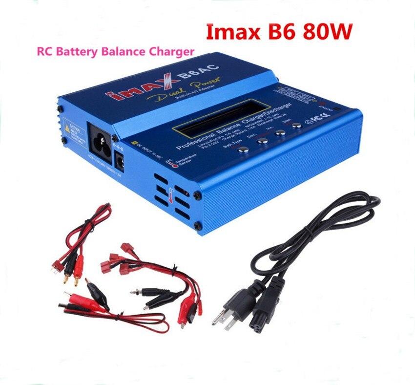 New iMAX B6 AC 80W B6AC Lipo NiMH 3S 4S 5S font b RC b font