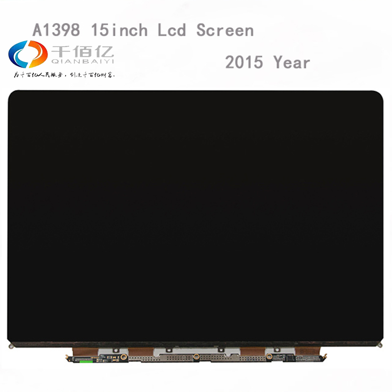 Original 2015 Year Retina 15 4 For MacBook Pro Retina A1398 LCD LED Screen Display LSN154YL02
