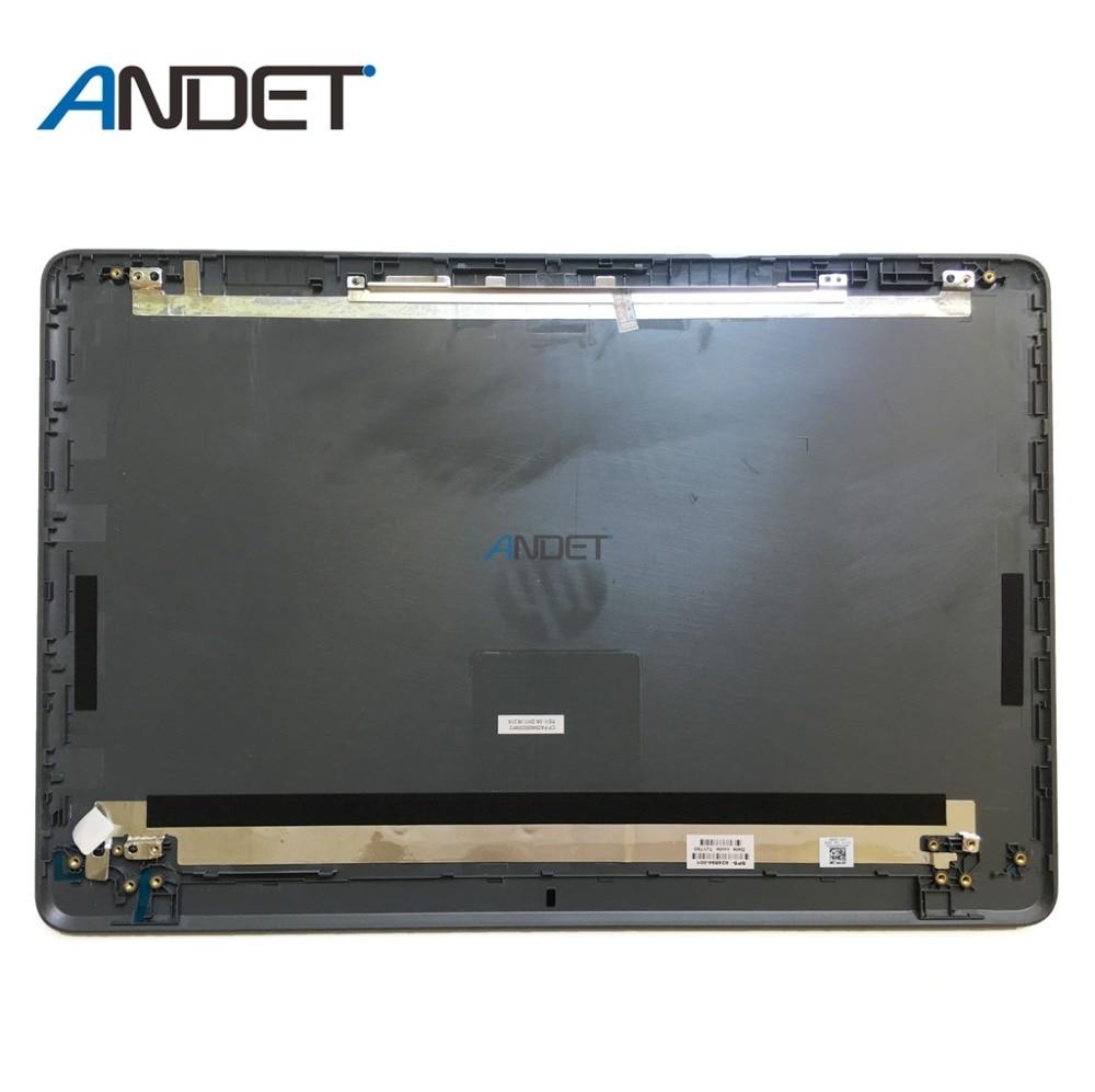купить New For HP 15-BS015DX 15-BS 15T-BR 15Q-BU 15T-BS 15-BW Lcd Back Cover 924894-001 7J1790 AP204000200 Gray-black по цене 3399.88 рублей